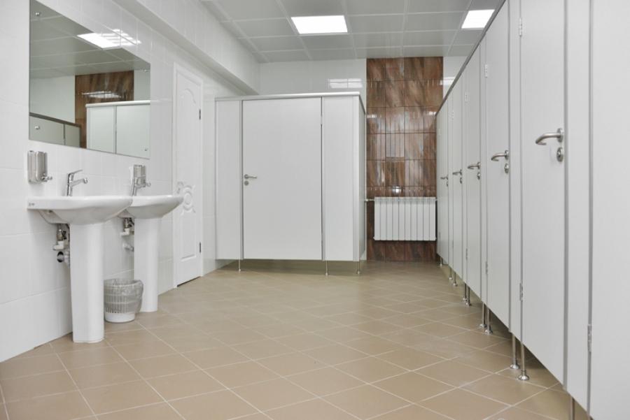 строительство общественных туалетов